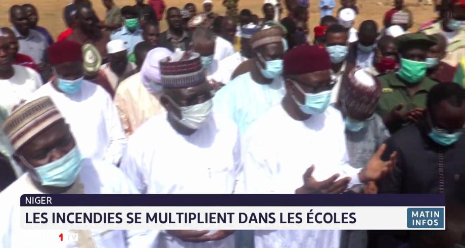 Niger: les incendies se multiplient dans les écoles