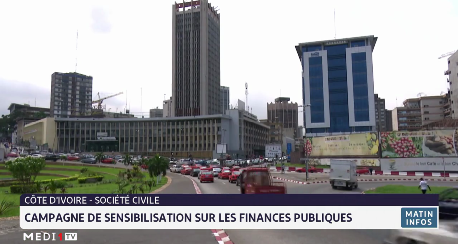 Côte d'Ivoire: campagne de sensibilisation sur les finances publiques