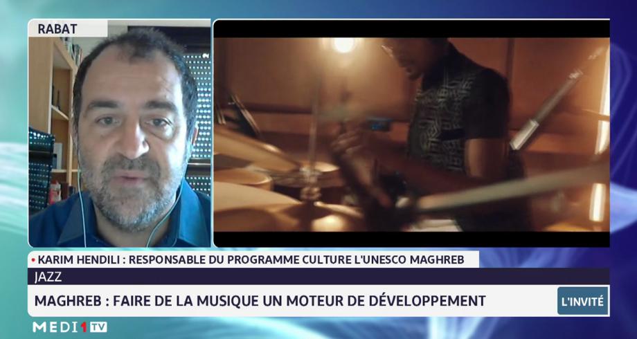 Focus sur la Journée internationale du jazz avec Karim Hendili de l'Unesco-Maghreb