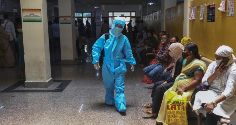 الحكومة الهندية تدعو إلى تشديد القيود على مستوى الولايات بسبب تفشي الفيروس