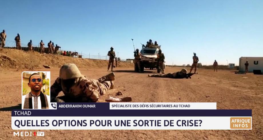 Tchad: arrivée d'une mission de l'Union africaine. Analyse de Abderrahim Oumar