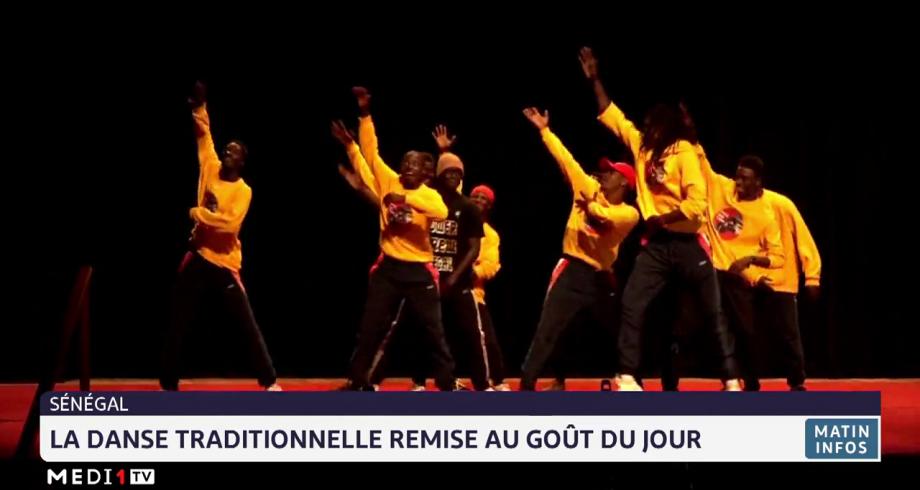 Sénégal: la danse traditionnelle remise au goût du jour