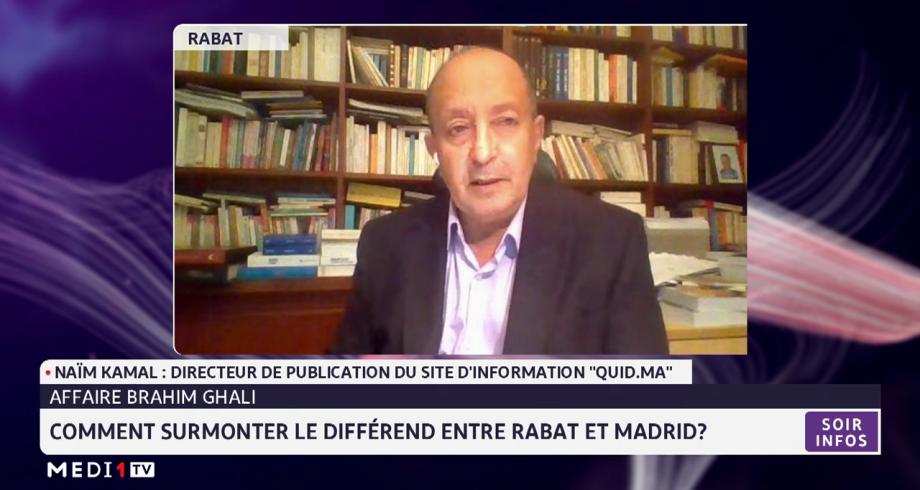 Affaire Brahim Ghali: comment surmonter le différend entre Rabat et Madrid?
