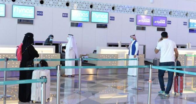 السعودية .. رفع تعليق سفر المواطنين إلى خارج المملكة