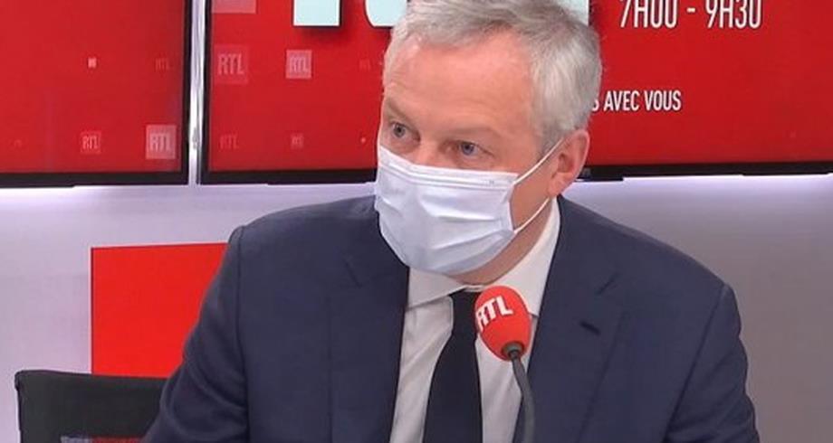 France: la crise de Covid a coûté 168 milliards d'euros à l'Etat en 2020