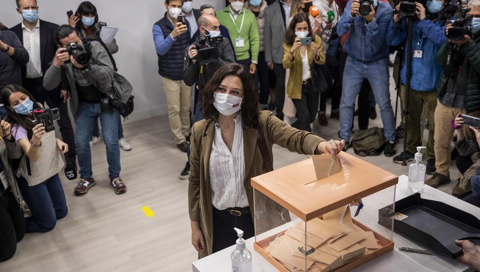 إسبانيا...انتخابات محلية في جهة مدريد بتداعيات على المستوى الوطني