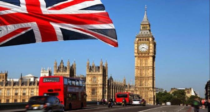 انعقاد أول اجتماع حضوري لمجموعة السبع في لندن
