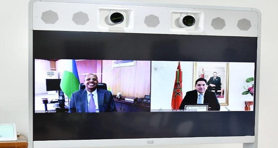 """Le Djibouti réitère son attachement """"résolu et constant"""" à l'intégrité territoriale du Maroc"""