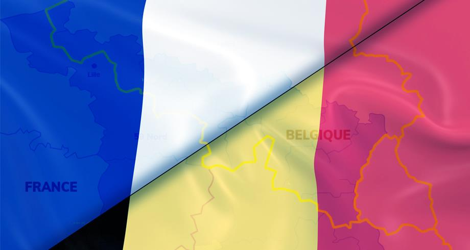 بلجيكي يعدل الحدود مع فرنسا ... لتوسيع أرضه