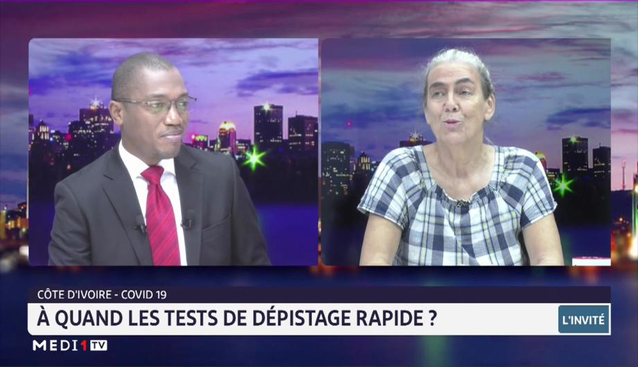 Côte d'Ivoire: à quand les tests de dépistage rapide du Covid-19 ?