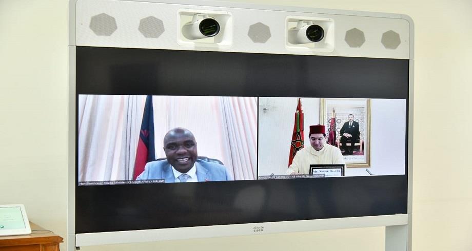 Le Malawi réitère son soutien indéfectible à l'égard de l'intégrité territoriale du Maroc