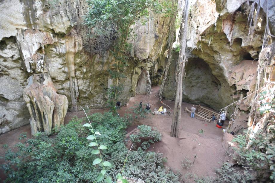 Découverte de la plus ancienne sépulture africaine
