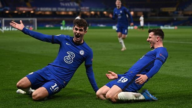 Ligue des champions: Chelsea élimine le Real Madrid et rejoint Manchester City en finale