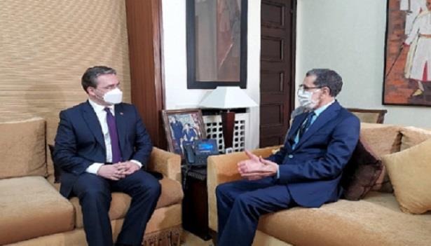 المغرب وصربيا يعربان عن رغبتهما المشتركة في الارتقاء بعلاقاتهما الاقتصادية