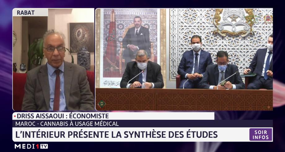 Cannabis à usage médical: quel impact sur l'économie marocaine? Réponse avec  l'économiste, Driss Aissaoui