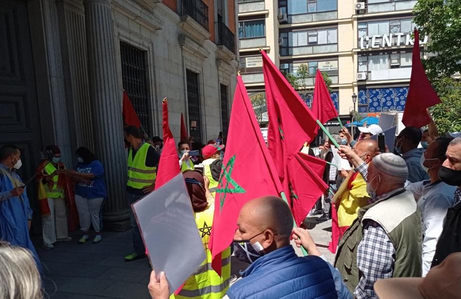 Affaire du dénommé Brahim Ghali: le tissu associatif marocain en Espagne poursuit sa mobilisation contre l'impunité