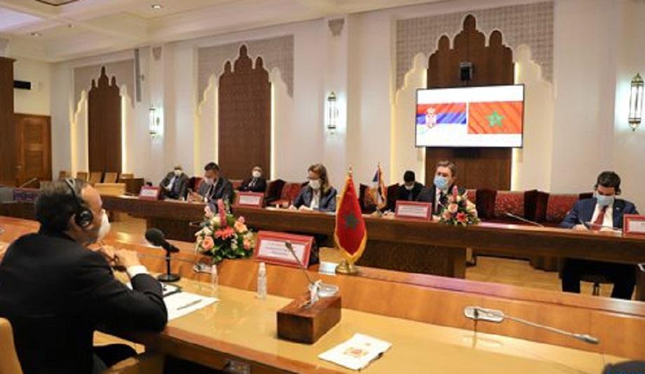 La Serbie salue la politique du Roi Mohammed VI sur les plans national et international