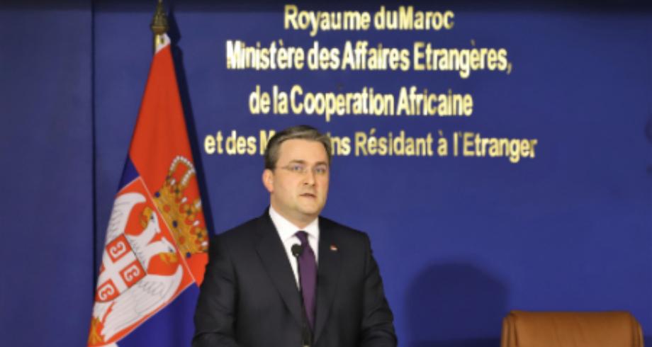 وزير الخارجية الصربي: التعاون المغربي-الصربي سيأخذ بعدا جديدا في المستقبل القريب