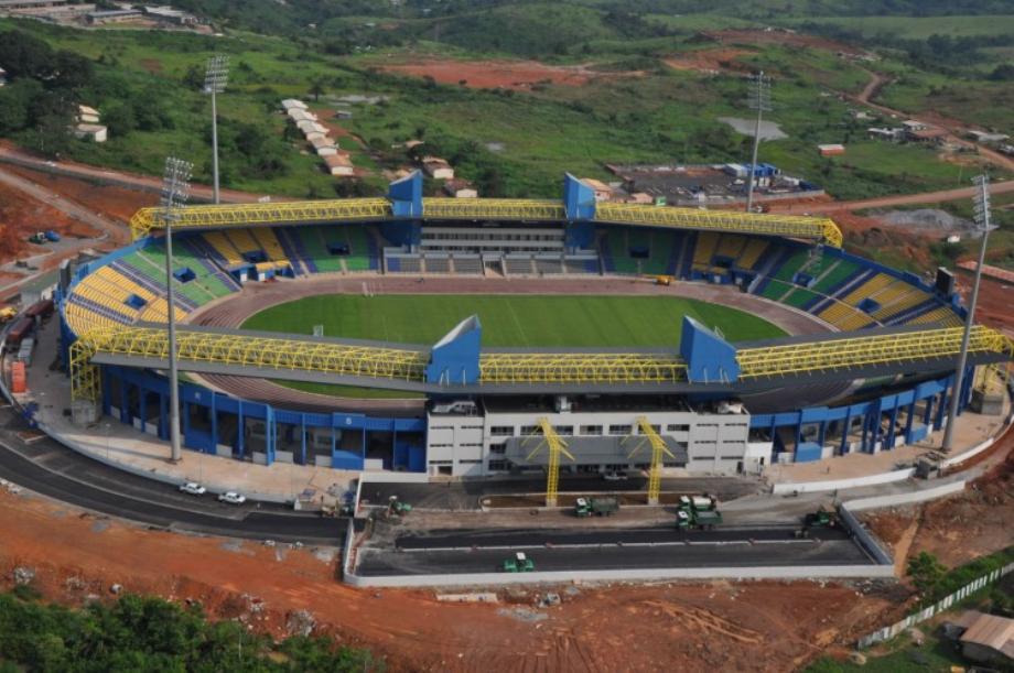 Gabon/Eliminatoires Mondial 2022 : un seul stade retenu par la CAF