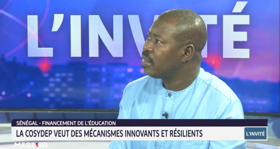 Financement de l'éducation au Sénégal avec Cheikh Mbow de la COSYDEP