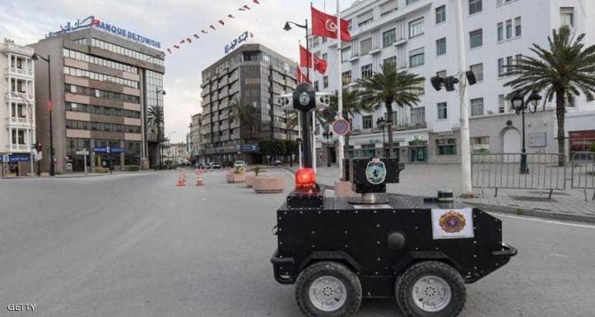 حجر صحي شامل لمدة أسبوع بتونس للتصدي لتفشي كوفيد-19