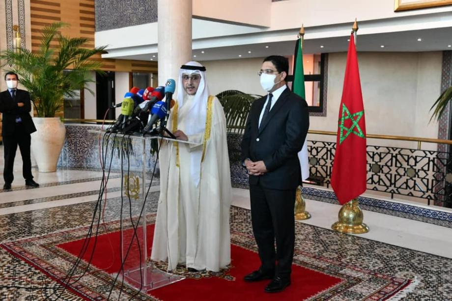 Le Maroc et le Koweït déterminés à donner une forte impulsion à leurs relations bilatérales