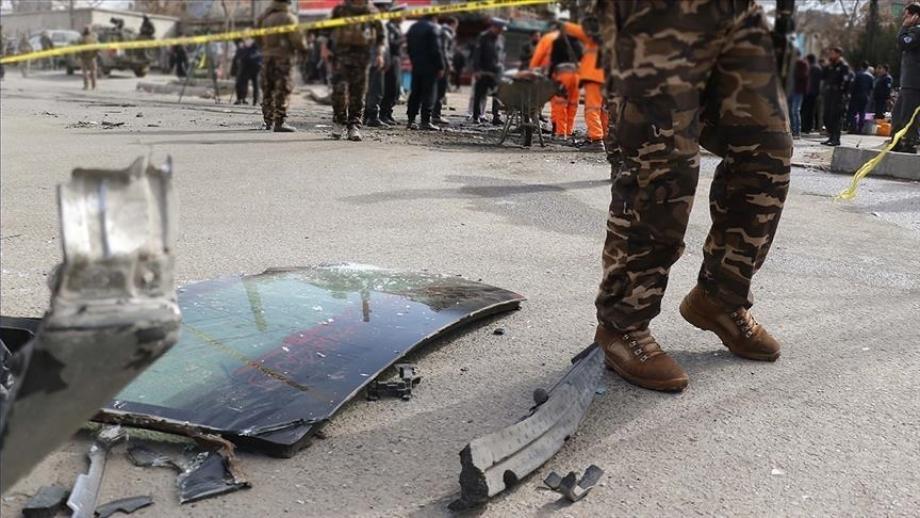 Attentats près d'une école à Kaboul: le bilan passe à 58 morts