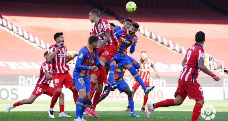 بطولة إسبانيا .. أفضلية لأتلتيكو مدريد في صراع الأمتار الأخيرة
