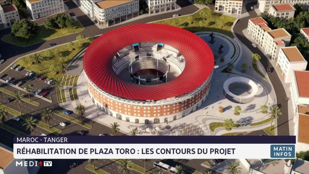 Tanger: réhabilitation de Plaza Toro, les contours du projet