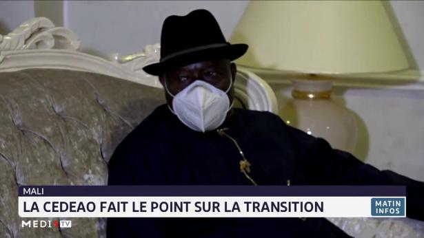 Mali: la CEDEAO fait le point sur la transition