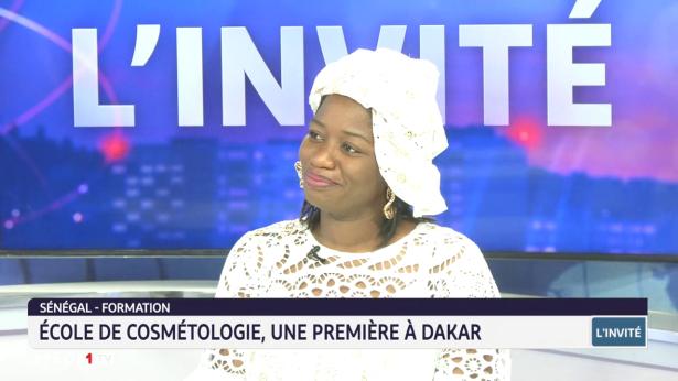 Ecole de cosmétologie, une première à Dakar