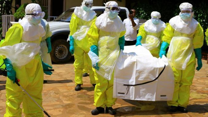 Ebola: soutien supplémentaire de l'UE à la Guinée