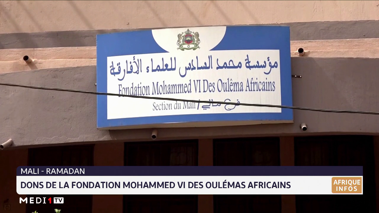 Mali-Ramadan: dons de la fondation Mohammed VI des Oulamas