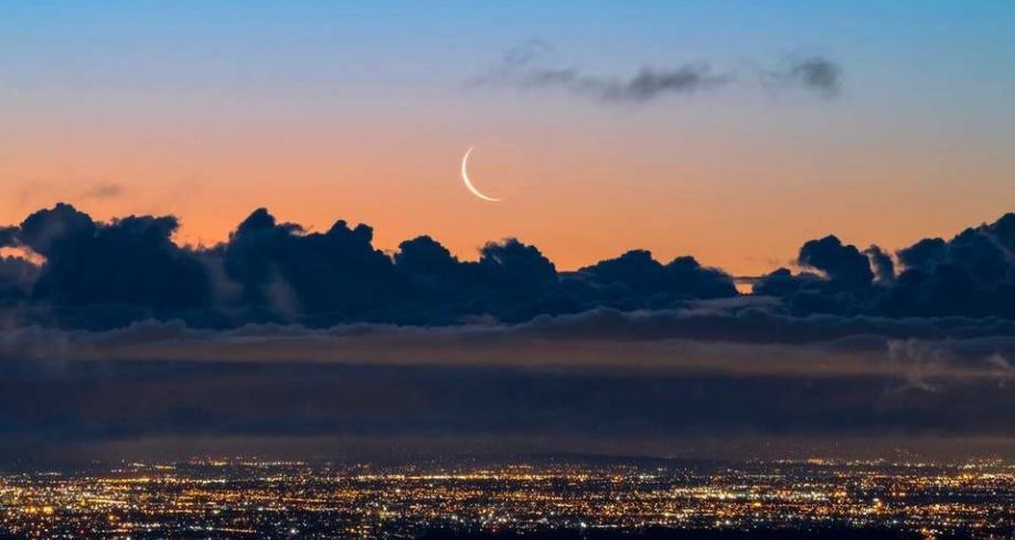 Observation mercredi du croissant lunaire annonçant le début du mois de Chaoual