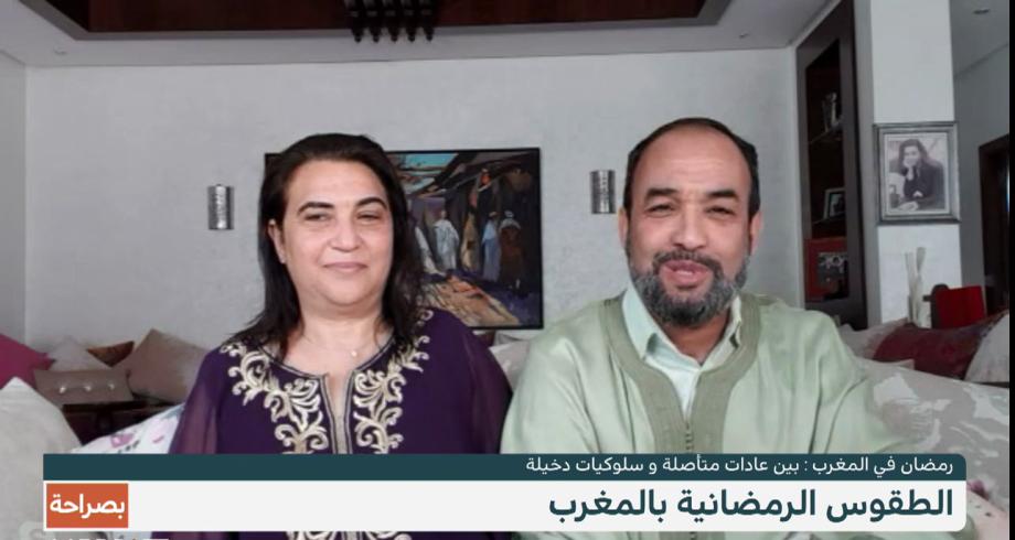 رشيد الوالي يبرز مميزات الطقوس الرمضانية ومائدة الإفطار المغربية