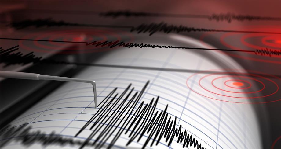 تسجيل هزة أرضية بقوة 4,3 درجات بإقليم الدريوش
