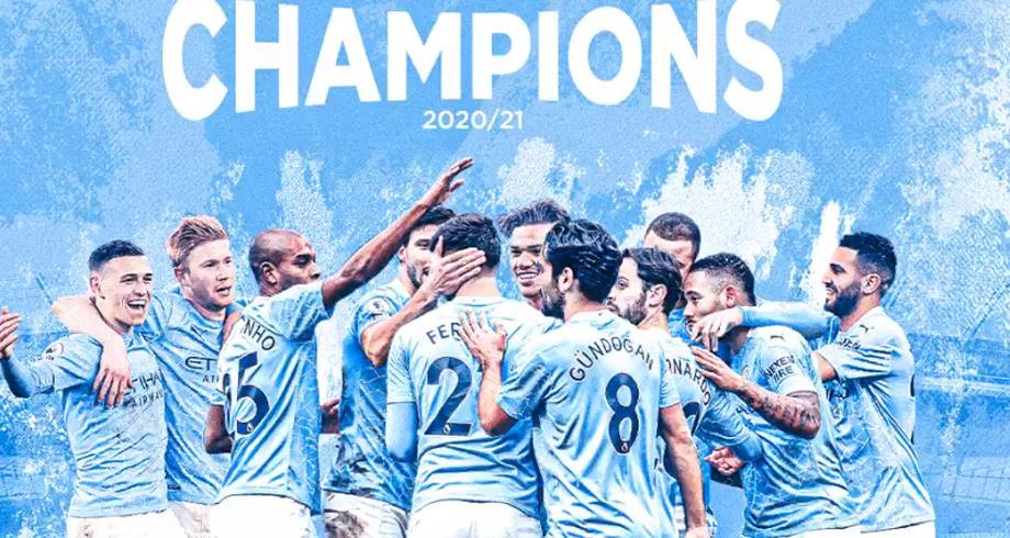 Premier League: Manchester City champion d'Angleterre