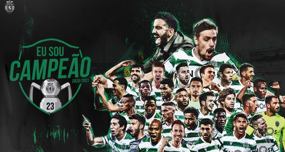 سبورتينغ يتوج بطلاً للبرتغال للمرة الأولى منذ 19 عاماً