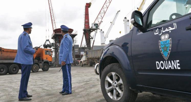 جمارك ميناء البيضاء تحبط محاولة استيراد 6200 كلغ من الشهب الاصطناعية والمفرقعات بدون ترخيص