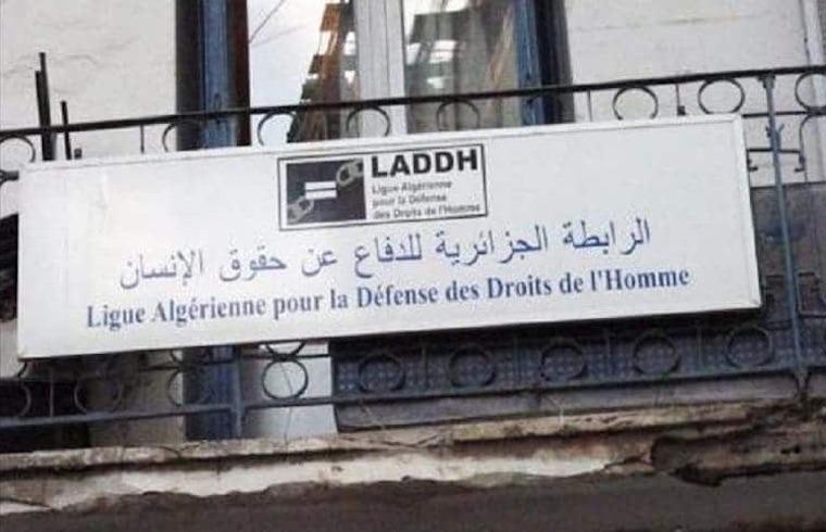 """الرابطة الجزائرية للدفاع عن حقوق الإنسان تحذر من دخول البلاد """"مرحلة مظلمة وخطيرة"""""""