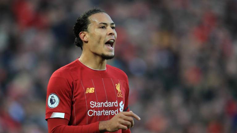 Angleterre: Virgil van Dijk bientôt de retour avec Liverpool