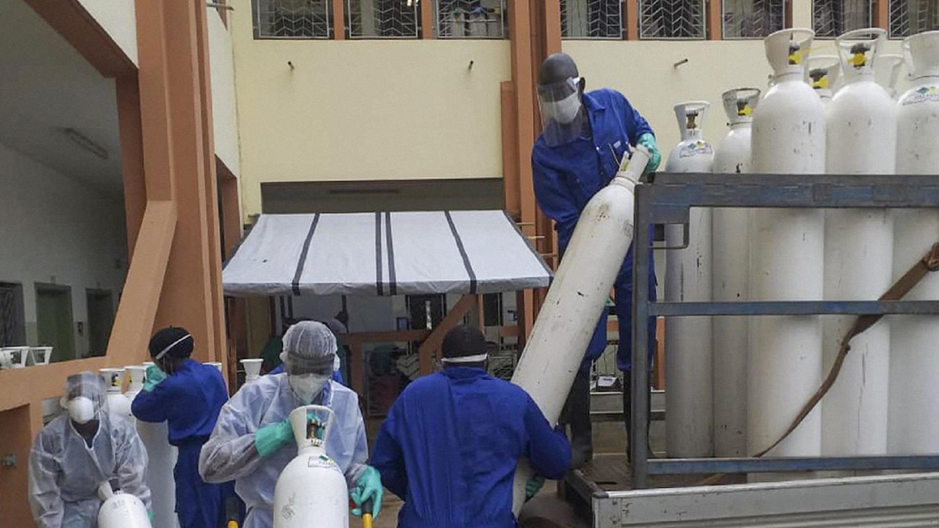 تونس: نقص الأوكسجين يثير المخاوف في ظل ارتفاع إصابات كوفيد 19
