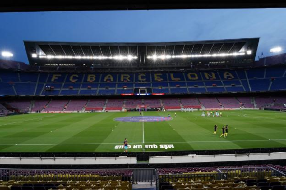 Espagne: retour du public dans les stades de football et de basketball