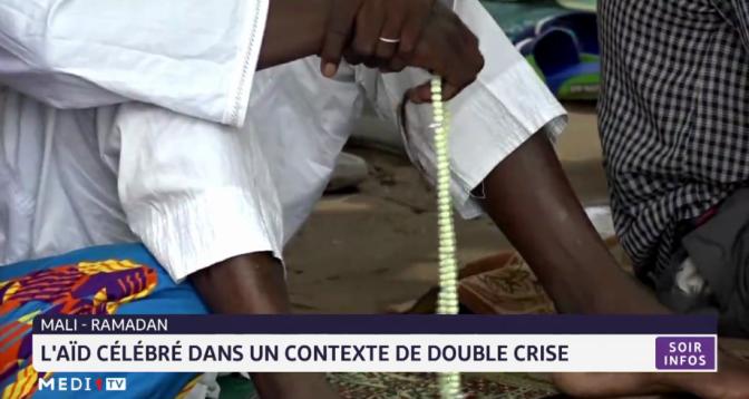 Mali: Aid Al-Fitr célébré dans un contexte de double crise