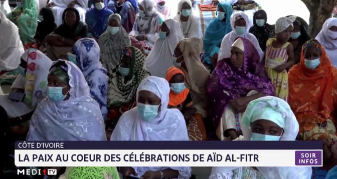 Côte d'Ivoire: la paix au coeur des célébrations de Aid Al-Fitr