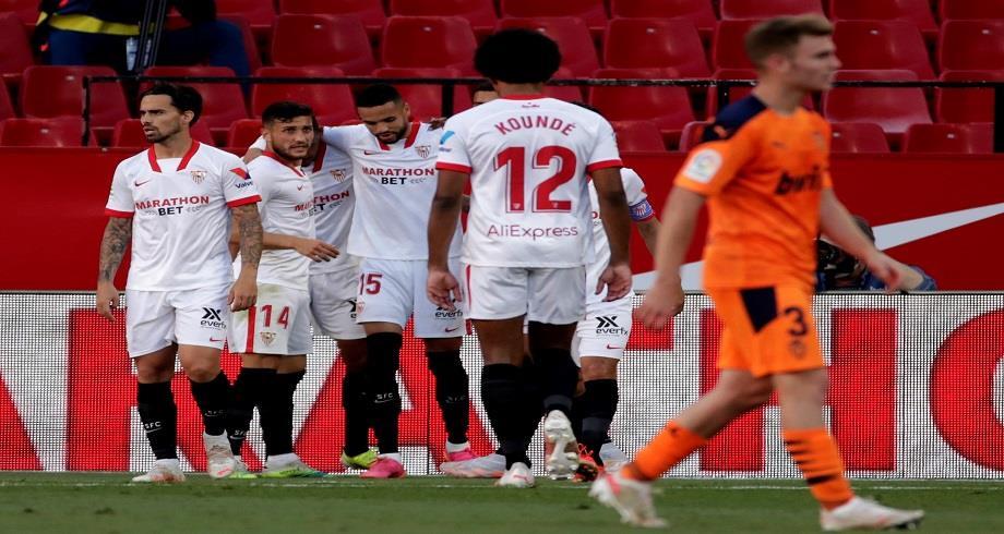 Championnat d'Espagne: En-Nesyri offre la victoire à Séville
