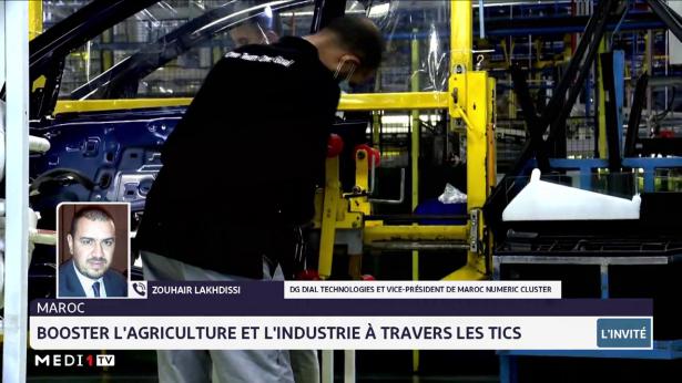 TICS: quel impact sur la productivité et la qualité ? Le point avec Zouhair Lakhdissi