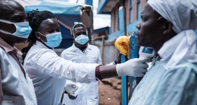تأثير الوضع الوبائي بالهند على التلقيح بإفريقيا