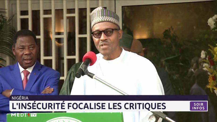 Nigeria: l'insécurité focalise les critiques