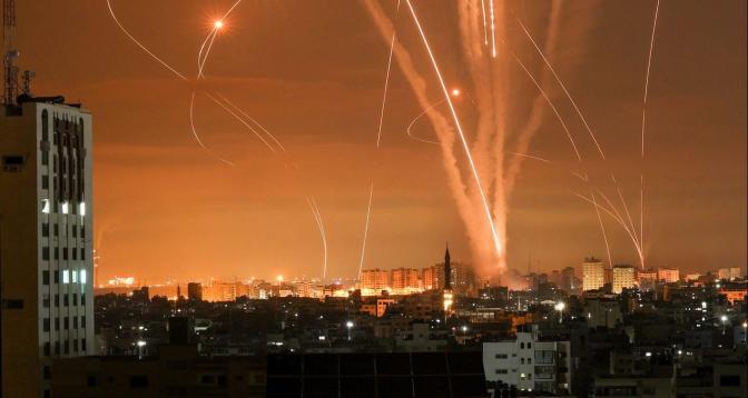 ارتفاع ضحايا القصف الإسرائيلي لقطاع غزة إلى 119 شهيدا